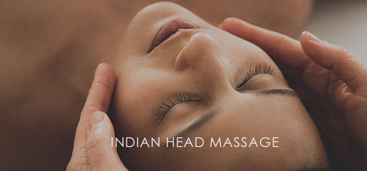 indian head Asian massage