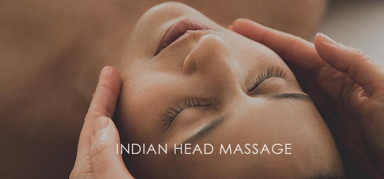 indian head Asian massage
