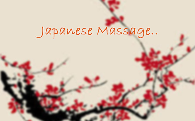 Japanese massage London